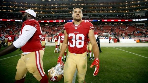 Jerseys NFL Outlet - NFL Rumors - San Francisco 49ers Had Enough of the Jarryd Hayne ...