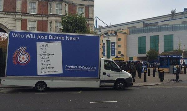Jose blame game
