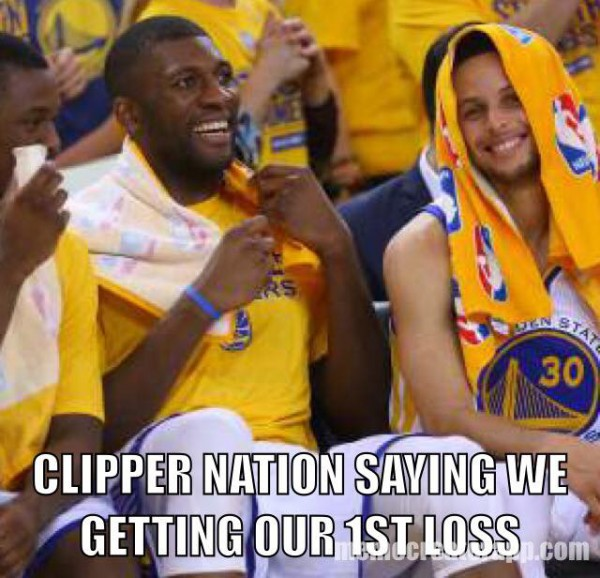 Laughing at Clippers Nation