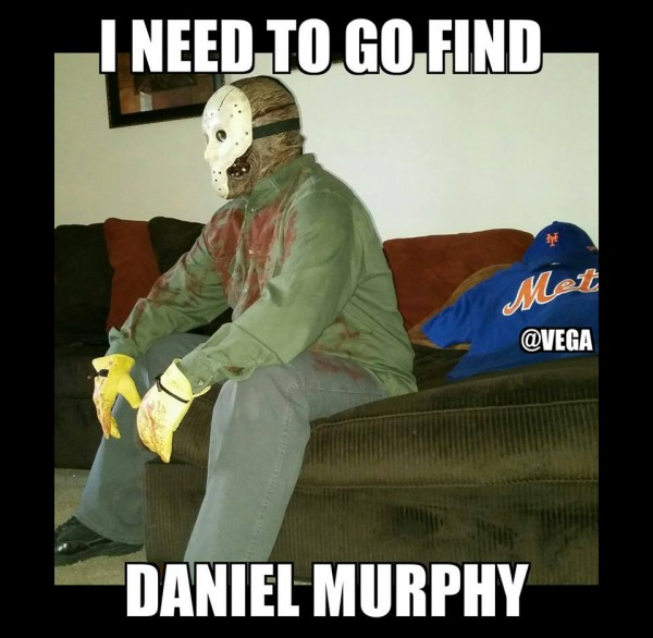 Looking for Daniel Murphy