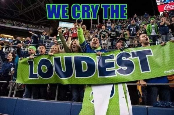 Loudest criers