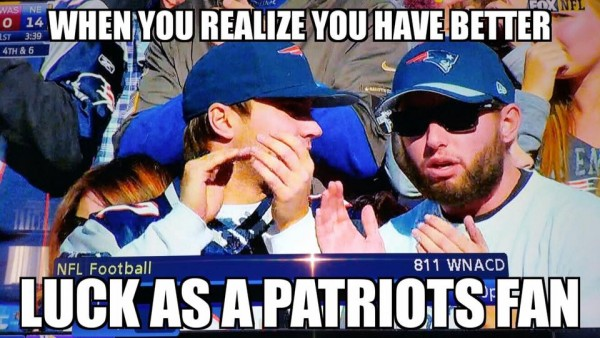 Luck the Patriot