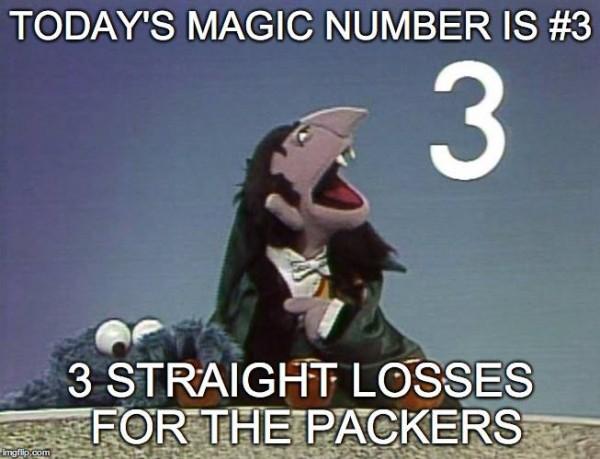 Maginc number 34