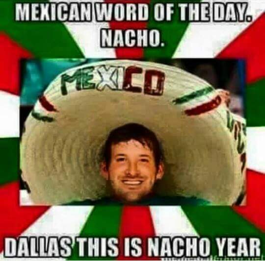 Nacho year Dallas