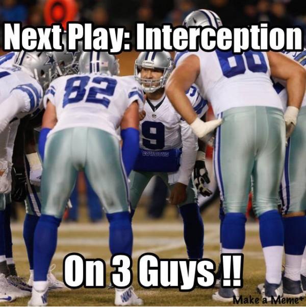Nex play interception