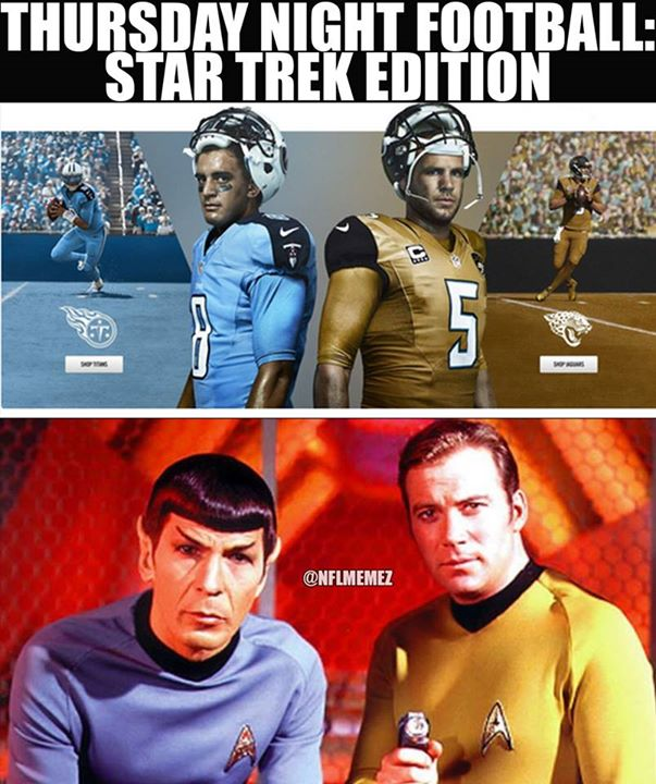 Next Week, Star Trek
