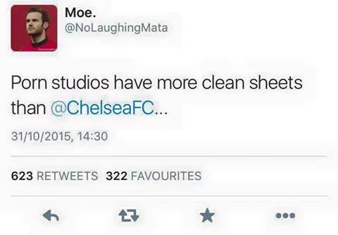 No clean sheets