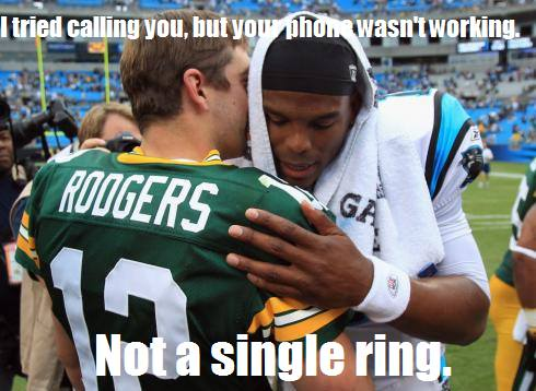 Not a single ring