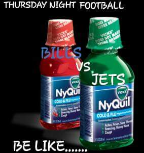 NyQuil battle