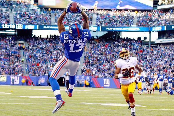 Odell Beckham Jr. Catch