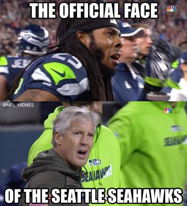 Official Seahawks Face