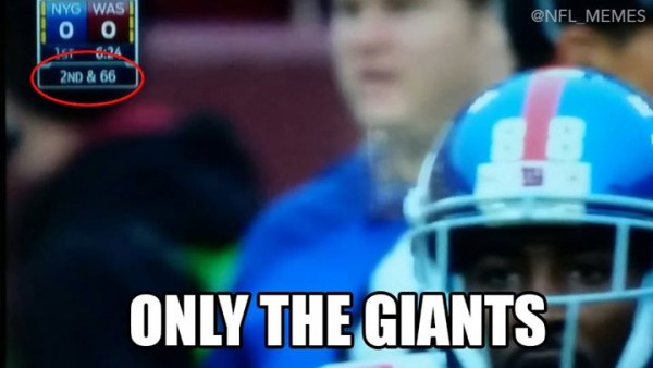 Only the Giants
