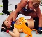 Plz get up Ronda
