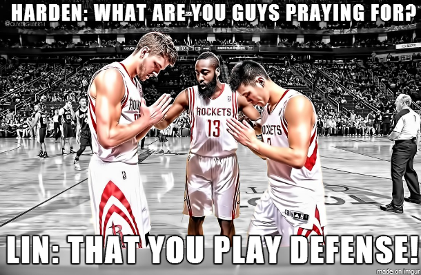 Praying for Defense
