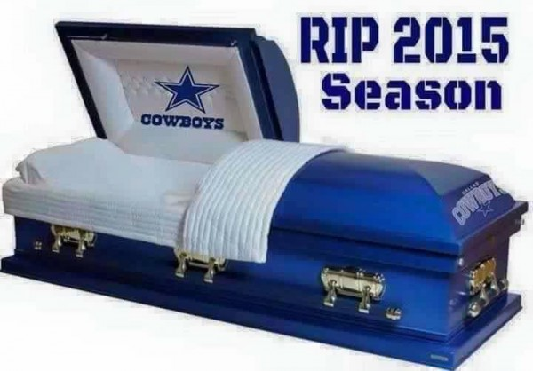 23 Best Memes of the Dallas Cowboys Losing Even to the Tampa Bay
