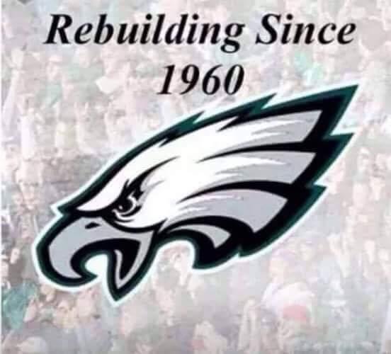 Rebuilding, always