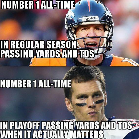 Regular season vs playoffs