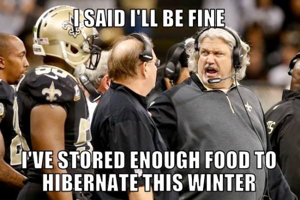 Rob Ryan Fat Meme