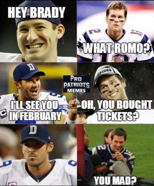 Romo in February