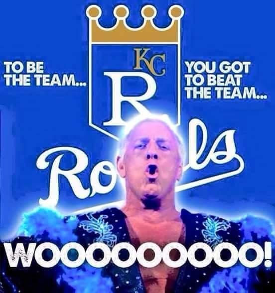 Royals WOOOO