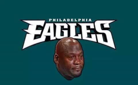 Sad Eagles