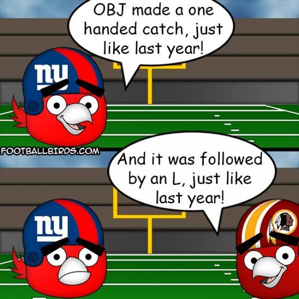 Sad Odell