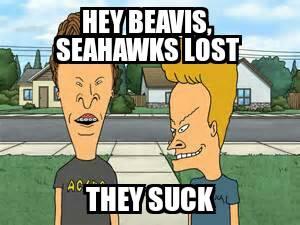 Seahawks suck