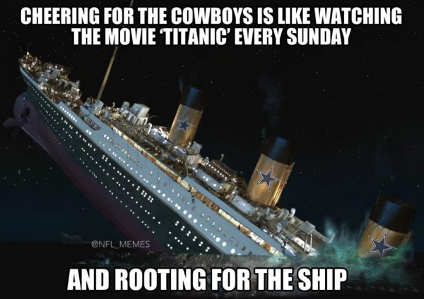 Sinking Cowboys