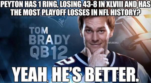 Smiling Brady