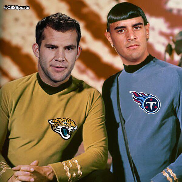 Star Trek QBs