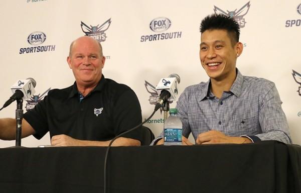 Steve Clifford, Jeremy Lin