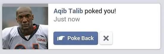 Talib poke
