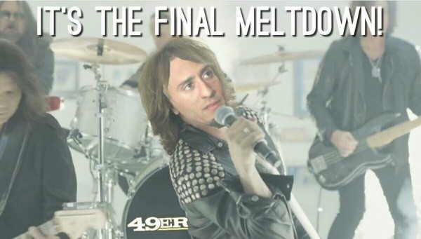 The final Meltdown