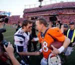 Tom Brady, Peyton Manning