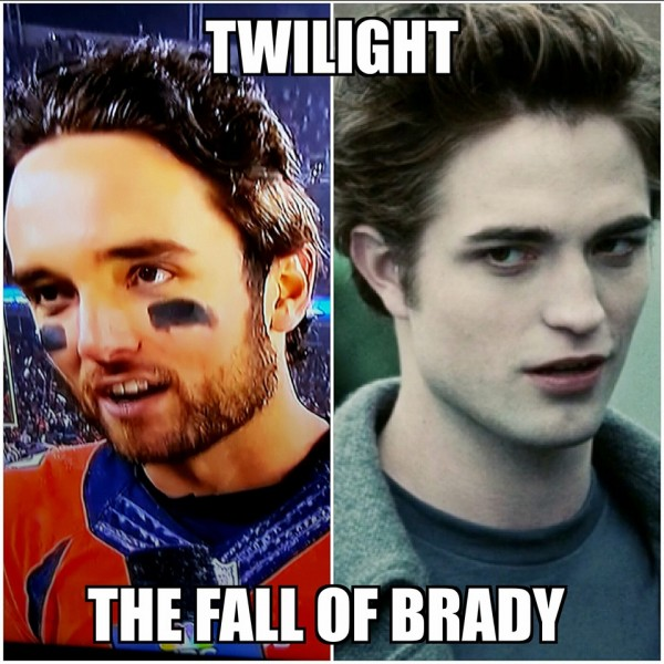 Twilight The Fall of Brady