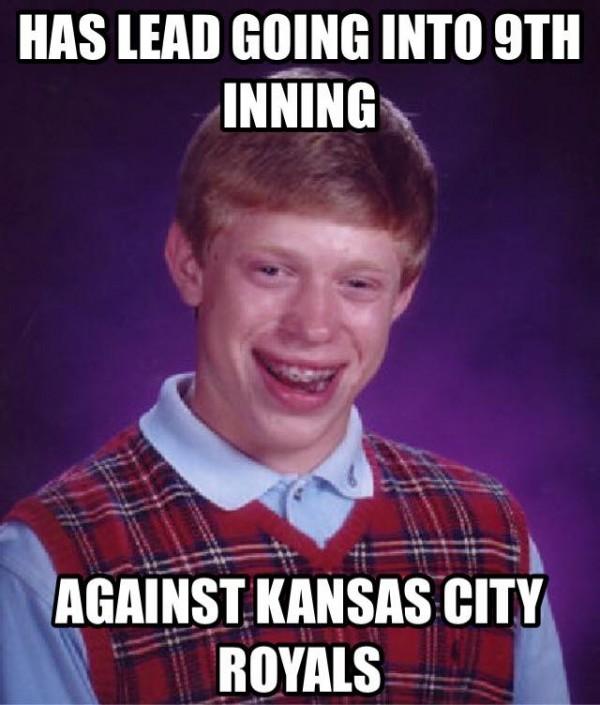 Unlucky Mets