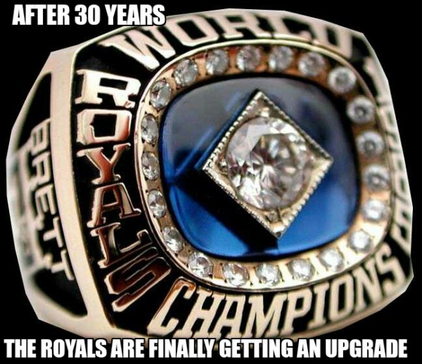 Upgraded Royals