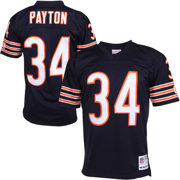 Walter Payton NFL Jersey