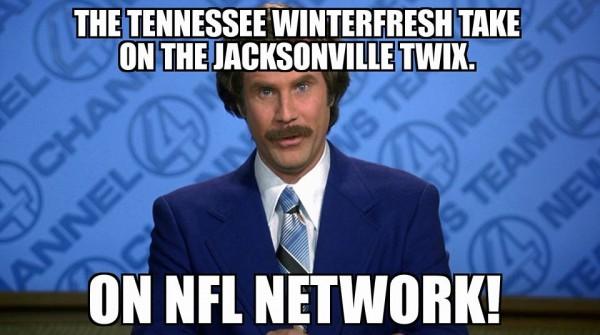 Winterfresh vs Twix