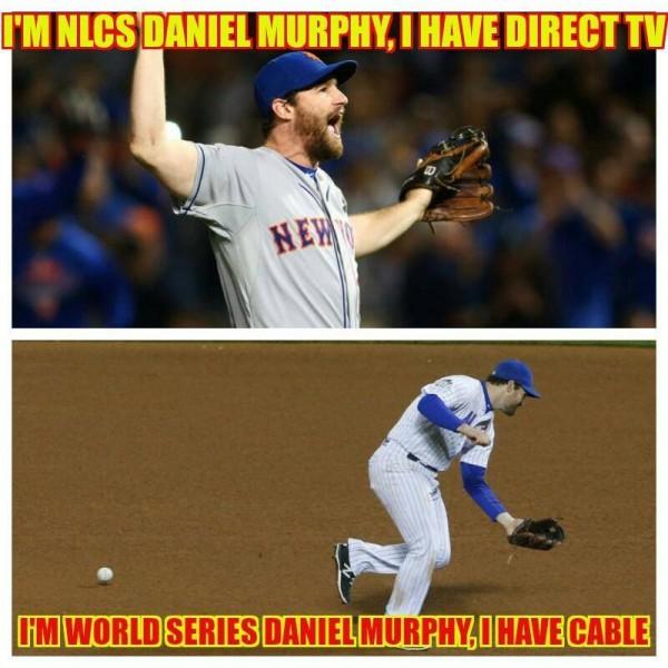 World Series Danile Murphy