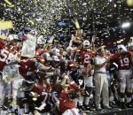 Alabama 2015 SEC Champions