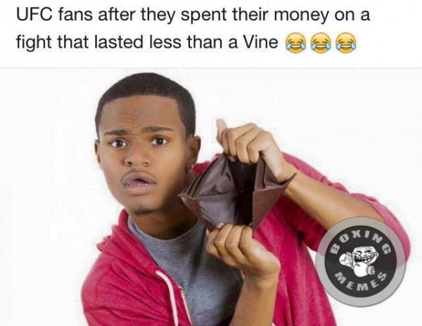 Broke fans