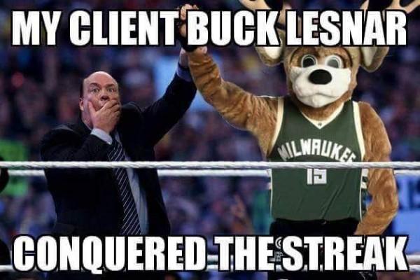 Buck Lesnar