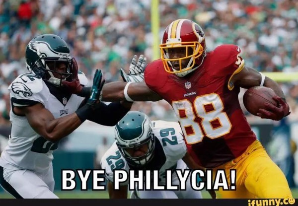 Bye Philly