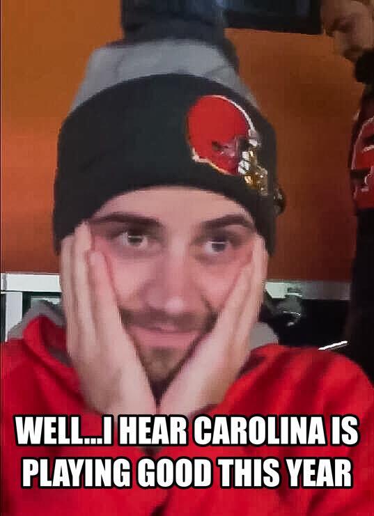 Carolina's good