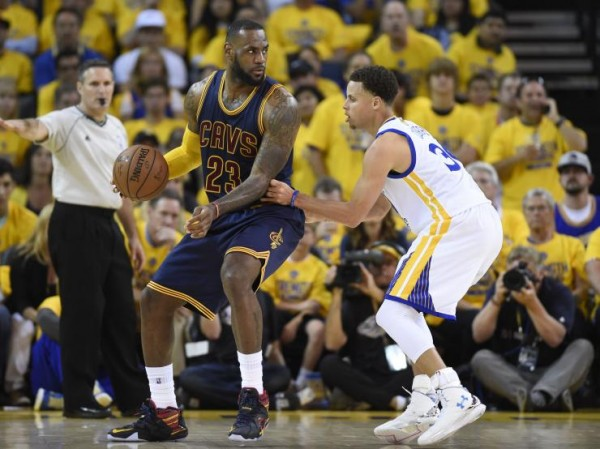 Cavaliers vs Warriors