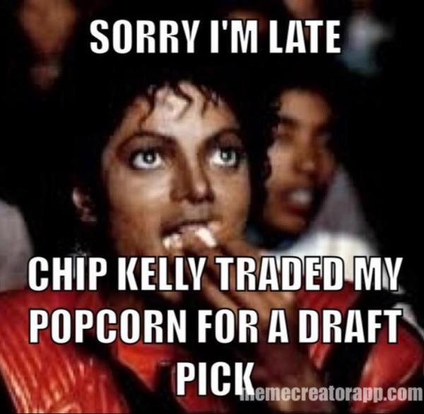 Chip Kelly Trade Meme