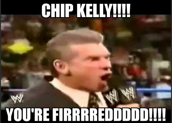 Chip Kelly WWE