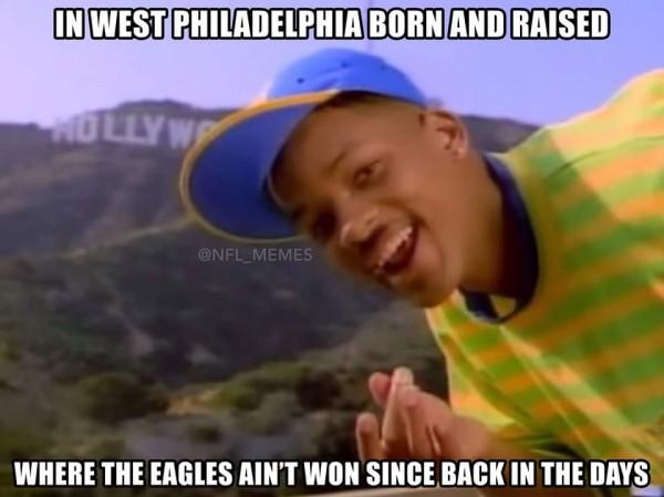 Classic Eagles Meme