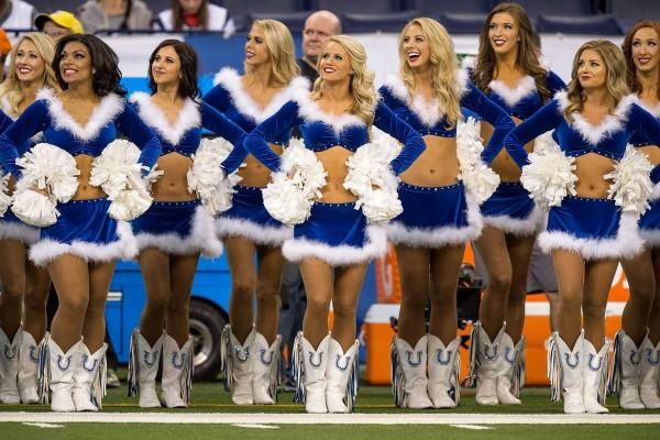 Colts Cheerleaders 2